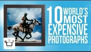 Video: Top 10 Most Expensive Photographs In The World